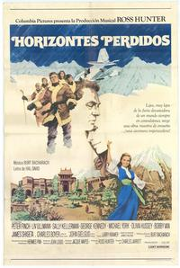 Lost Horizon - 11 x 17 Movie Poster - Spanish Style A