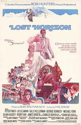 Lost Horizon - 11 x 17 Movie Poster - Style A