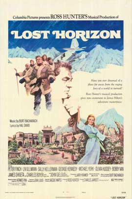 Lost Horizon - 27 x 40 Movie Poster - Style C
