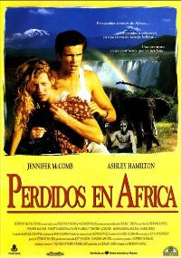 Lost in Africa - 11 x 17 Movie Poster - Spanish Style A