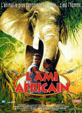 Lost in Africa - 11 x 17 Movie Poster - French Style A