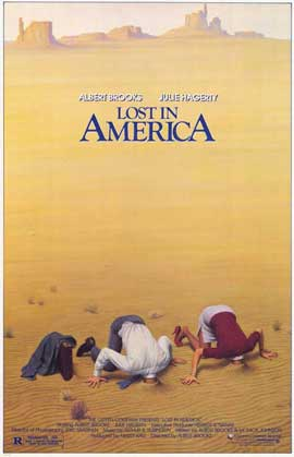 Lost in America - 11 x 17 Movie Poster - Style A