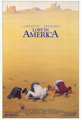 Lost in America - 27 x 40 Movie Poster - Style A