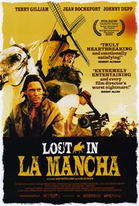 Lost In La Mancha - 11 x 17 Movie Poster - Style A