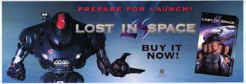 Lost in Space - 11 x 17 Movie Poster - Style A
