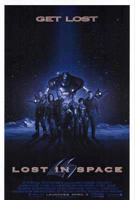 Lost in Space - 27 x 40 Movie Poster - Style B