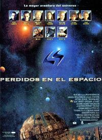 Lost in Space - 11 x 17 Movie Poster - Spanish Style A