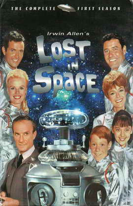 Lost in Space (TV) - 11 x 17 TV Poster - Style C