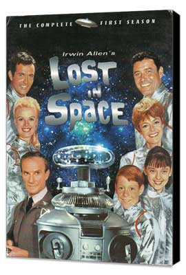 Lost in Space (TV) - 11 x 17 TV Poster - Style C - Museum Wrapped Canvas