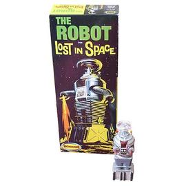 Lost in Space (TV) - The Robot 1:24 Scale Model Kit