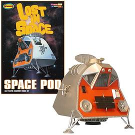 Lost in Space (TV) - Space Pod 1:24 Scale Model Kit