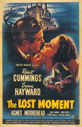 Lost Moment - 11 x 17 Movie Poster - Style A