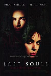 Lost Souls - 27 x 40 Movie Poster - Style C