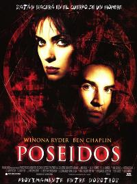 Lost Souls - 27 x 40 Movie Poster - Spanish Style A