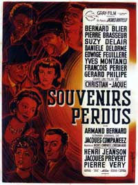 Lost Souvenirs - 11 x 17 Movie Poster - French Style A
