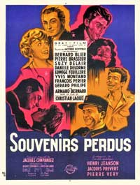 Lost Souvenirs - 11 x 17 Movie Poster - French Style B