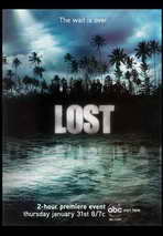 Lost (TV) - 11 x 17 TV Poster - Style X