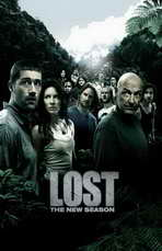 Lost (TV) - 11 x 17 TV Poster - Style U