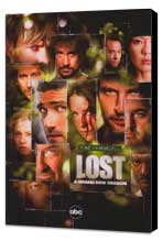 Lost (TV) - 27 x 40 TV Poster - Style Q - Museum Wrapped Canvas