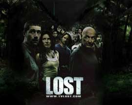 Lost (TV) - 11 x 17 TV Poster - Style I