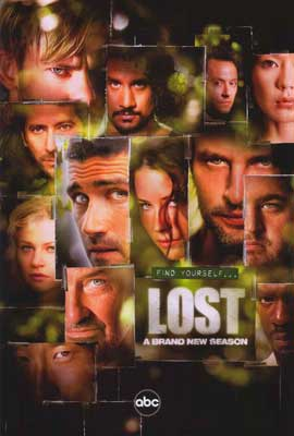Lost (TV) - 27 x 40 TV Poster - Style Q