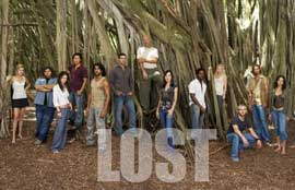 Lost (TV) - 24 x 36 Cast Poster - Style B