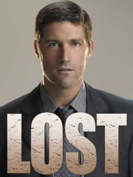 Lost (TV) - 11 x 17 TV Poster - Style BL