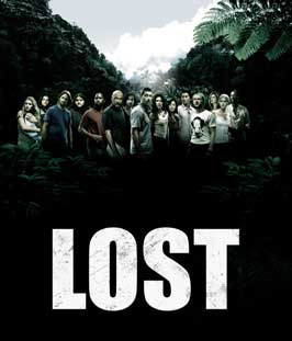Lost (TV) - 22 x 28 TV Poster - Style A