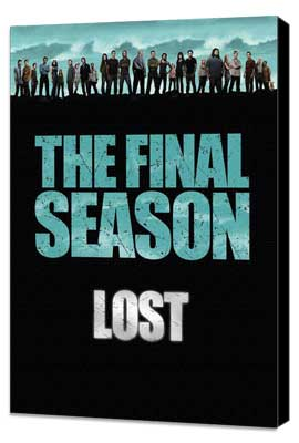 Lost (TV) - 27 x 40 TV Poster - Style S - Museum Wrapped Canvas