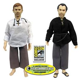 Lost (TV) - Jacob and Man in Black 8-Inch Figures - SDCC Exclusive