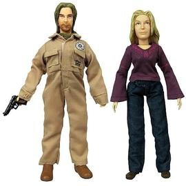 Lost (TV) - Sawyer and Juliet 8-Inch Action Figures
