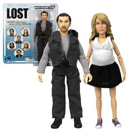 Lost (TV) - Miles and Claire 8-Inch Action Figures