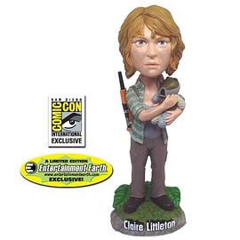 Lost (TV) - Claire Littleton Bobble Head - SDCC Exclusive