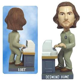 Lost (TV) - Desmond Hume Bobble Head