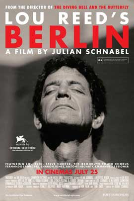 Lou Reed's Berlin - 11 x 17 Movie Poster - UK Style A