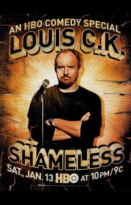 Louis C.K.: Shameless - 11 x 17 TV Poster - Style A