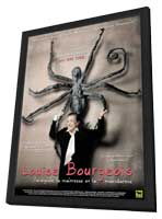 Louise Bourgeois: The Spider, the Mistress and the Tangerine - 11 x 17 Movie Poster - French Style A - in Deluxe Wood Frame