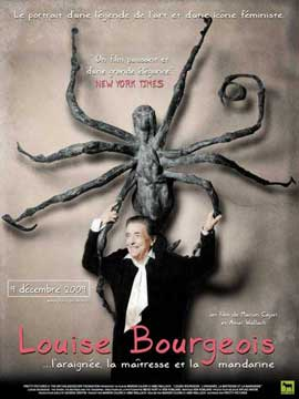 Louise Bourgeois: The Spider, the Mistress and the Tangerine - 27 x 40 Movie Poster - French Style A