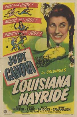 Louisiana Hayride - 11 x 17 Movie Poster - Style A