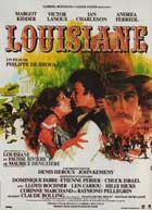 Louisiana - 11 x 17 Movie Poster - French Style A