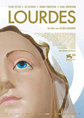 Lourdes - 27 x 40 Movie Poster - German Style A