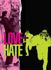 Love + Hate - 11 x 17 Movie Poster - Style A
