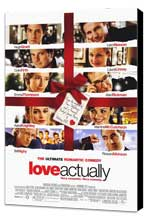 Love Actually - 27 x 40 Movie Poster - Style A - Museum Wrapped Canvas