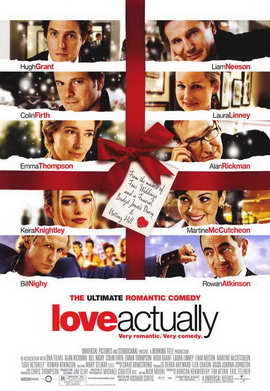 Love Actually - 11 x 17 Movie Poster - Style A