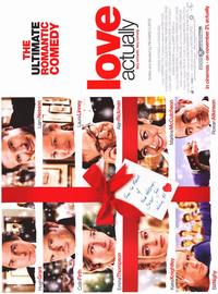 Love Actually - 11 x 17 Movie Poster - Style C