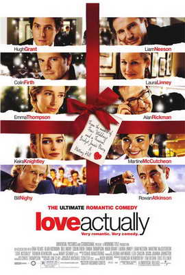 Love Actually - 27 x 40 Movie Poster