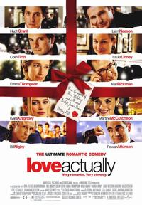 Love Actually - 43 x 62 Movie Poster - Bus Shelter Style A