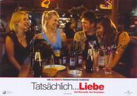 Love Actually - 11 x 14 Poster German Style E