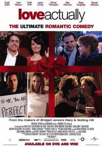Love Actually - 27 x 40 Movie Poster - Style B