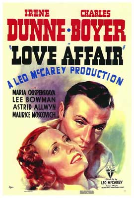 Love Affair - 27 x 40 Movie Poster - Style A